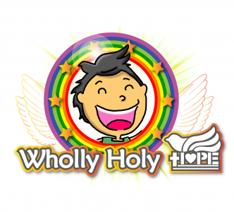 Wholly Holy Hope logo